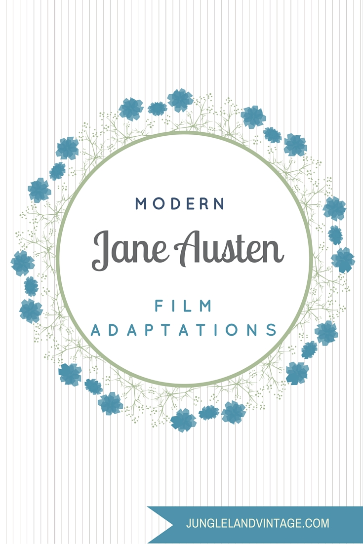 Inspiration: Jane Austen Adaptations